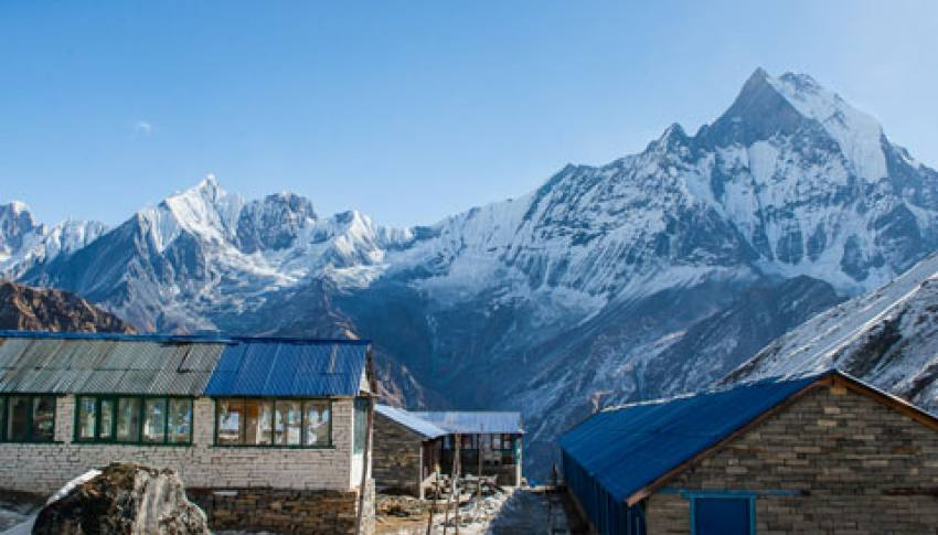 The Best of the Annapurnas